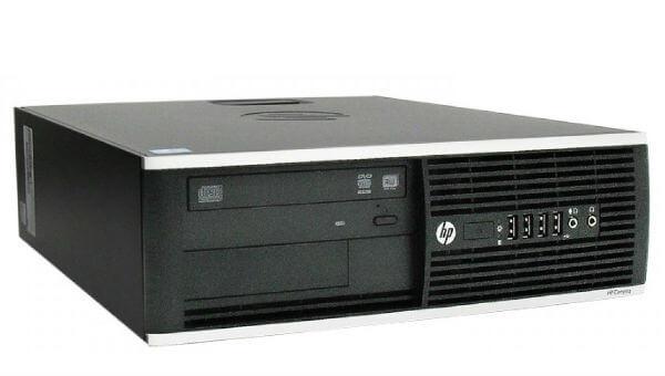 מחשב נייח מארז SFF - HP 8300 i5-3Gen 16GB/480GBSSD Win10